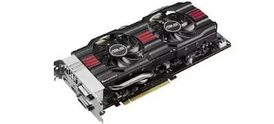 GTX 770 graphics card