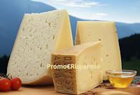 Logo L'Appetito vien Vincendo'': 100 formaggi Asiago DOP da 1 kg !