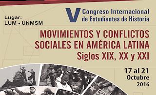 Congreso Internacional de Estudiantes de Historia