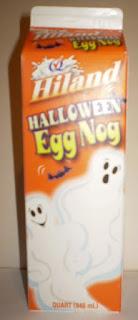 Halloween Egg Nog from Hiland