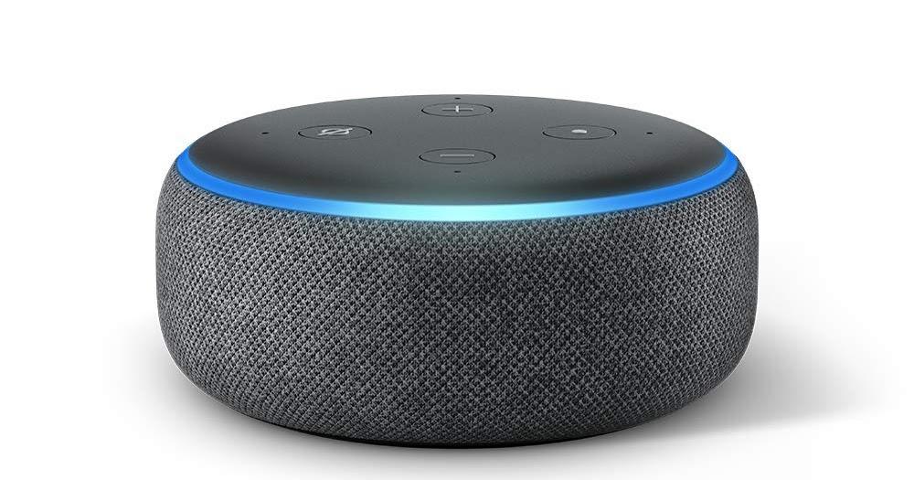 Amazon Echo Dot(3rd generation) – best smart speaker