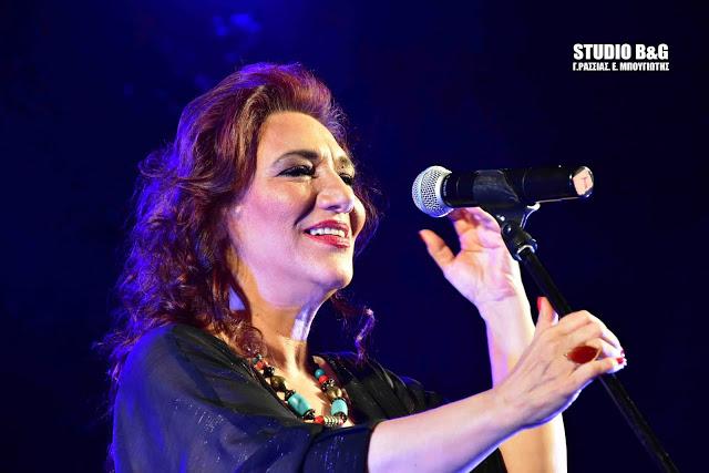Αναβολή της Μουσικής εκδήλωσης στο Άργος με την Ελένη Βιτάλη