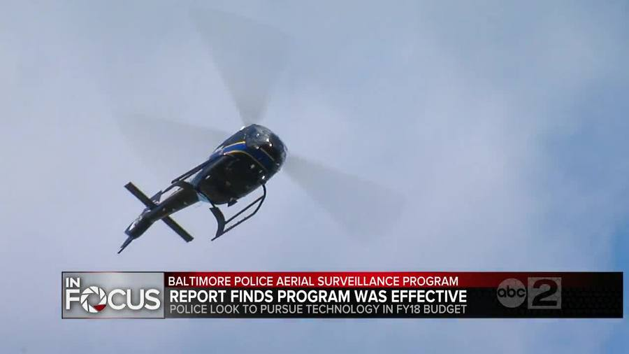 2061ee17579 Baltimore Police Department  It would be foolish not to pursue aerial  surveillance