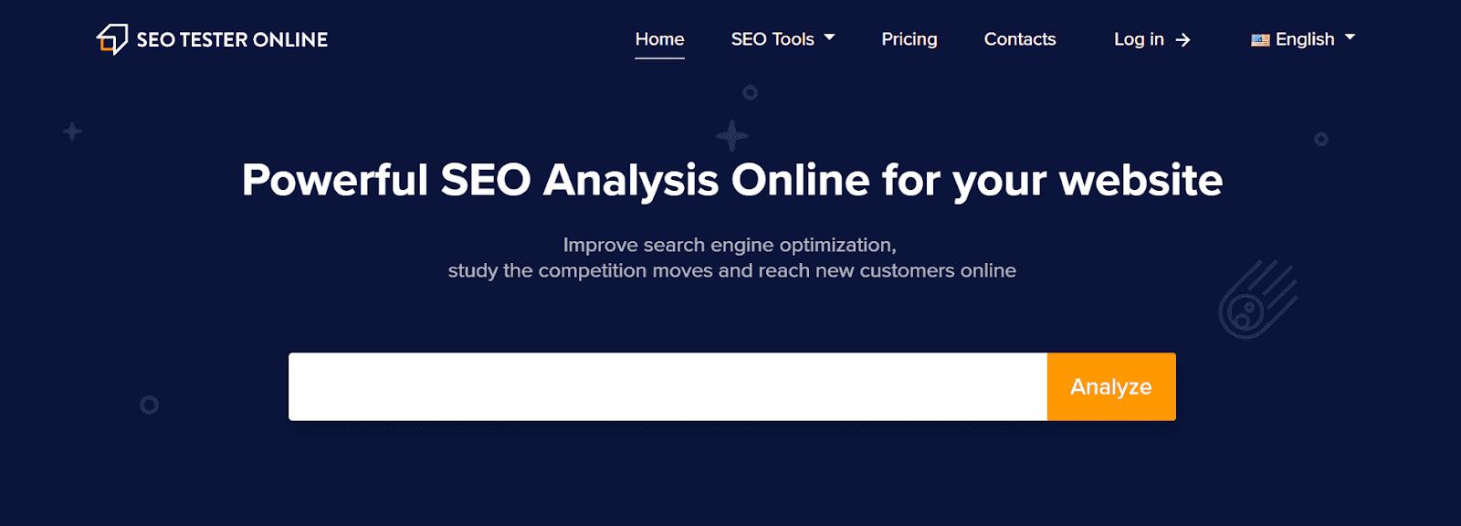 free seo optimizer tools