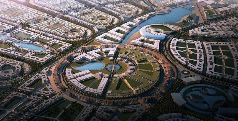 AEEE Capital to construct 500-acre project in Cairo