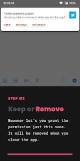 حمل تطبيق : Bouncer - Temporary App Permissions