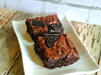 Resep Brownies Shiny Crust