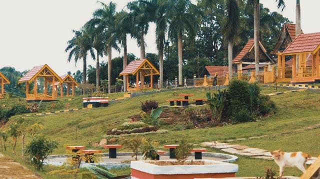 wisata-di-kota-jambi-Taman-Tanggo-Rajo