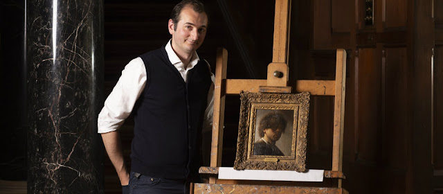 Britain's Lost Masterpieces - Knightshayes' Rembrandt