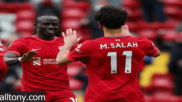 شاهد جدول مباريات ليفربول في الدوري الإنجليزي للموسم 2021-2022