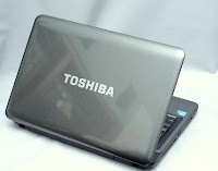 2nd Laptop Toshiba Satellite L645