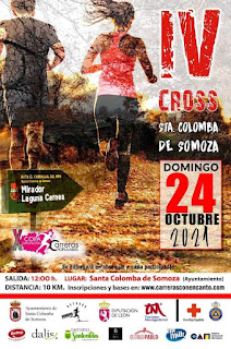 Cross Santa Colomba de Somoza