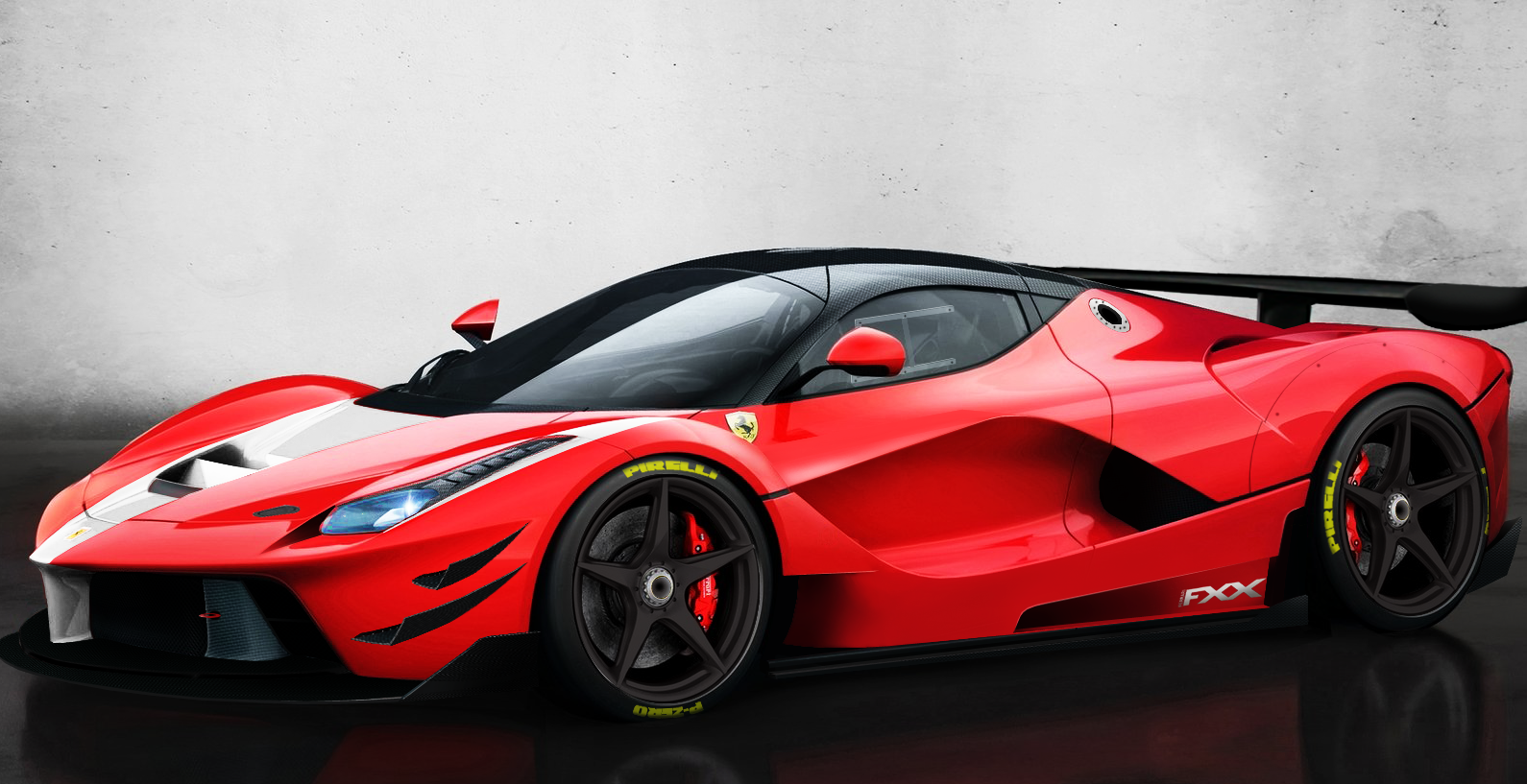 The LaFerrari XX Arrives This December With 1050 HP