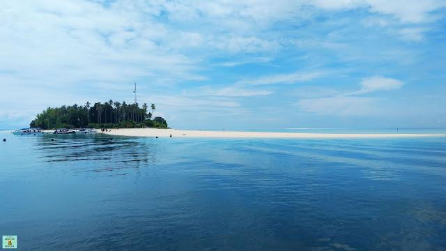 Isla de Sibuan, Borneo