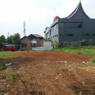 Rumah 2 lantai harga 1 lantai dekat kampus IPB Dramaga Bogor