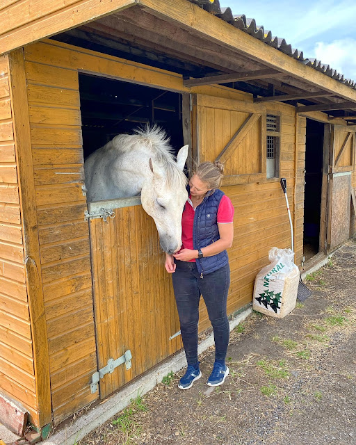 Team Tunnah Equestrian blog July Full Livery