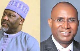 Omo-Agege Is A Mace Thief, Dino Melaye Blasts New Deputy Senate President