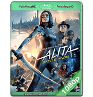 BATTLE ANGEL: LA ÚLTIMA GUERRERA (2019) WEB-DL 1080P HD MKV ESPAÑOL LATINO