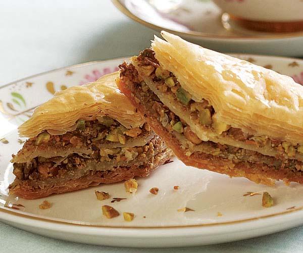 Classic Baklava Recipe
