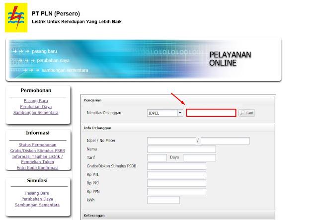 Cara Mendapatkan Token PLN Gratis Via Website 900 VA