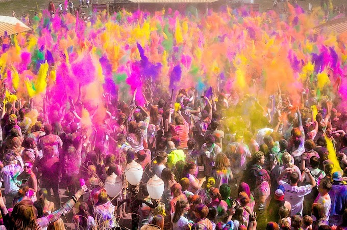 Why do we celebrate Holi festival ..?