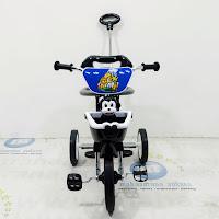 Sepeda Roda Tiga PMB 922 Nikel
