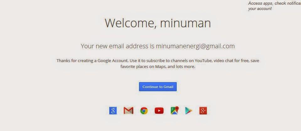 cara membuat email gmail gampang