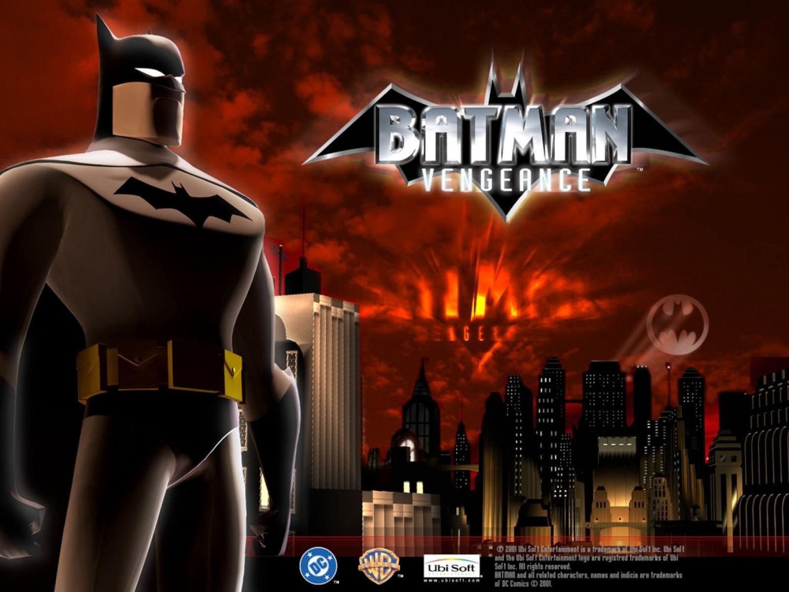 تحميل لعبة انتقام باتمان - Batman: Vengeance