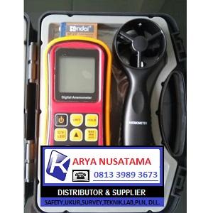 Jual Sanfix gm 8901 Digital Anemometer di Bandung