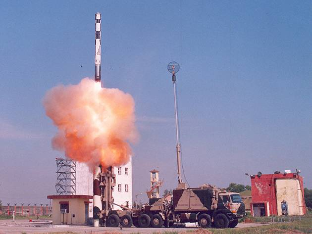BrahMos Supersonic Missile's Land Version Successfully Test-Fired by Indian Air Force