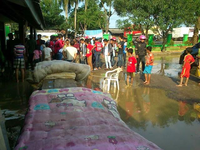 Moonraker Baksos Banjir Indramayu