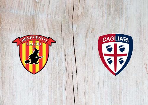 Benevento vs Cagliari -Highlights 09 May 2021