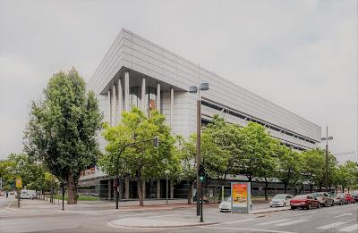 Palacio de justicia vitoria