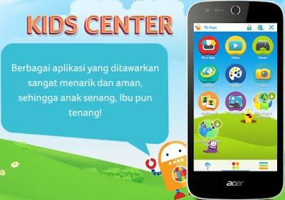 Kids Center Acer Z320
