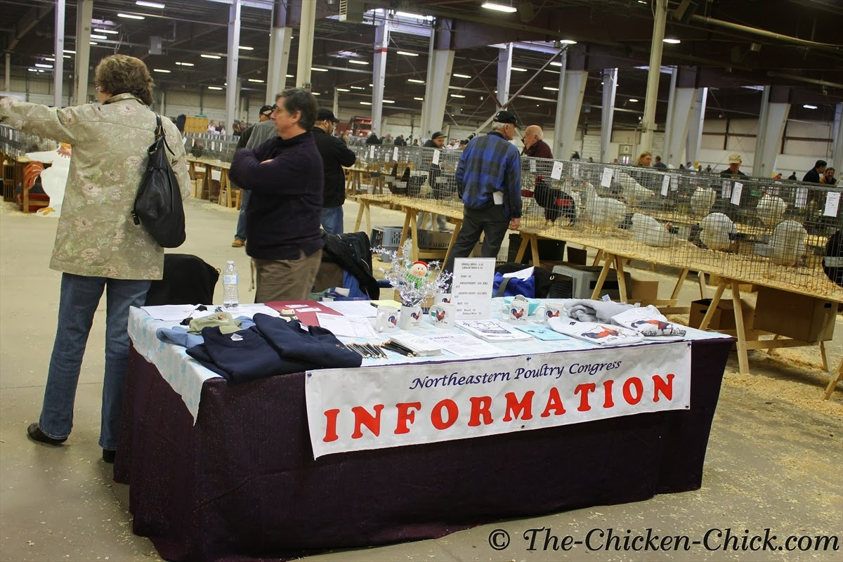 Northeastern Poultry Congress, West Springfield, MA 2014