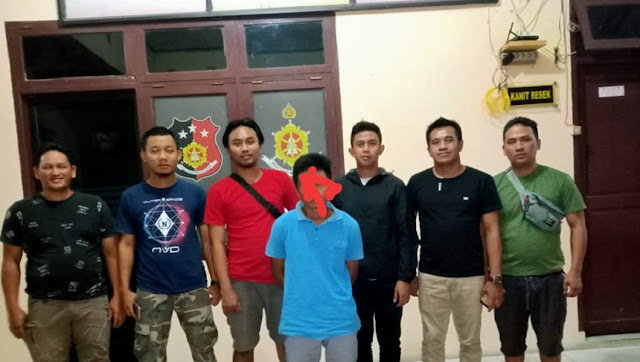 Lagi, Penipu Dengan Modus Jual Hp Di Facebook Ditangkap Polisi