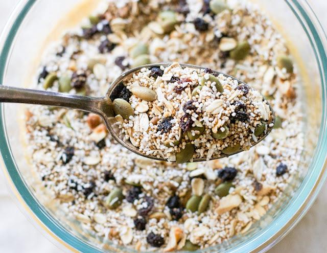 amaranth, whole grains, gluten-free, popped, crunchy, healthy, nutritious,