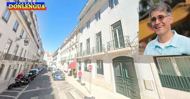 Banco portugués Espíritu Santo bloqueó el dinero robado por Haiman El Troudi