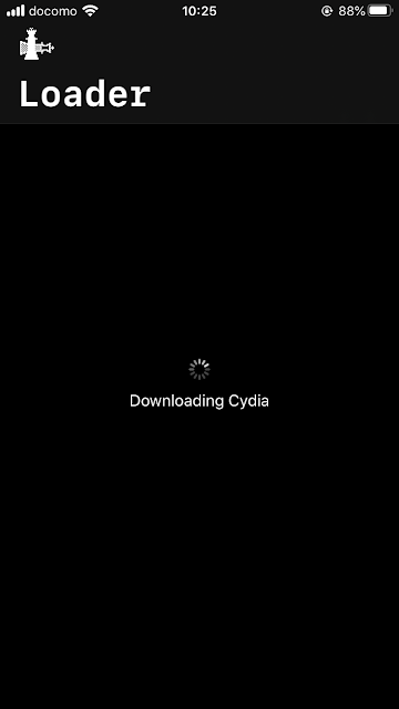 Downloading Cydia