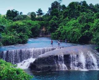 Daftar tempat wisata Air Terjundi Bengkulu Utara