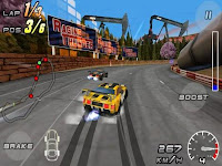 Free Android Racing Game - Raging Thunder 2