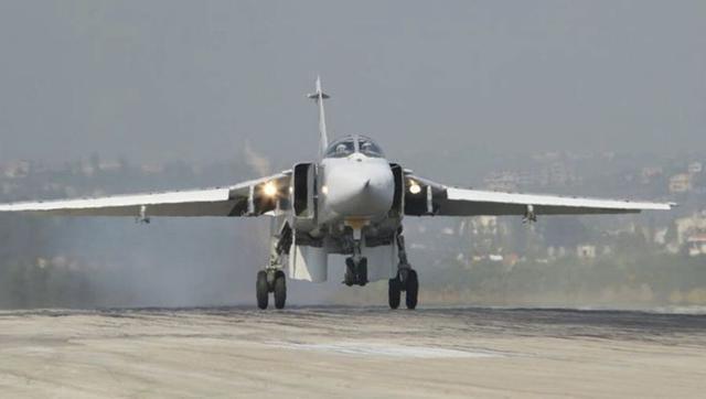 Turki Isyratkan Penyesalan Telah Tembak Jatuh Jet Bomber Su-24 Rusia