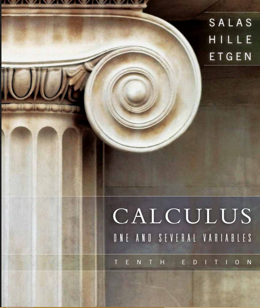 calculus one and several variables pdf  تحميل