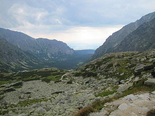 Dolina Mięguszowiecka.