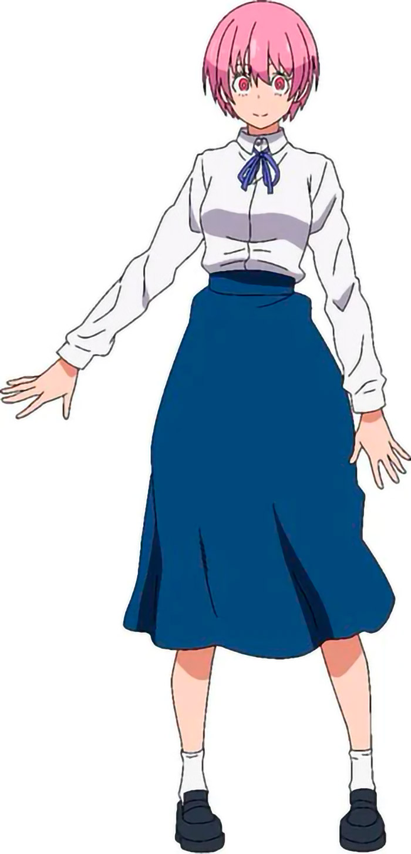 Fire Force anime temporada 2 - Kasugatani Inka (Miyuri Shimabukuro)