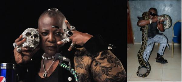 SPY NIGERIA: I'm Gay And The Head Of Illuminati In Nigeria