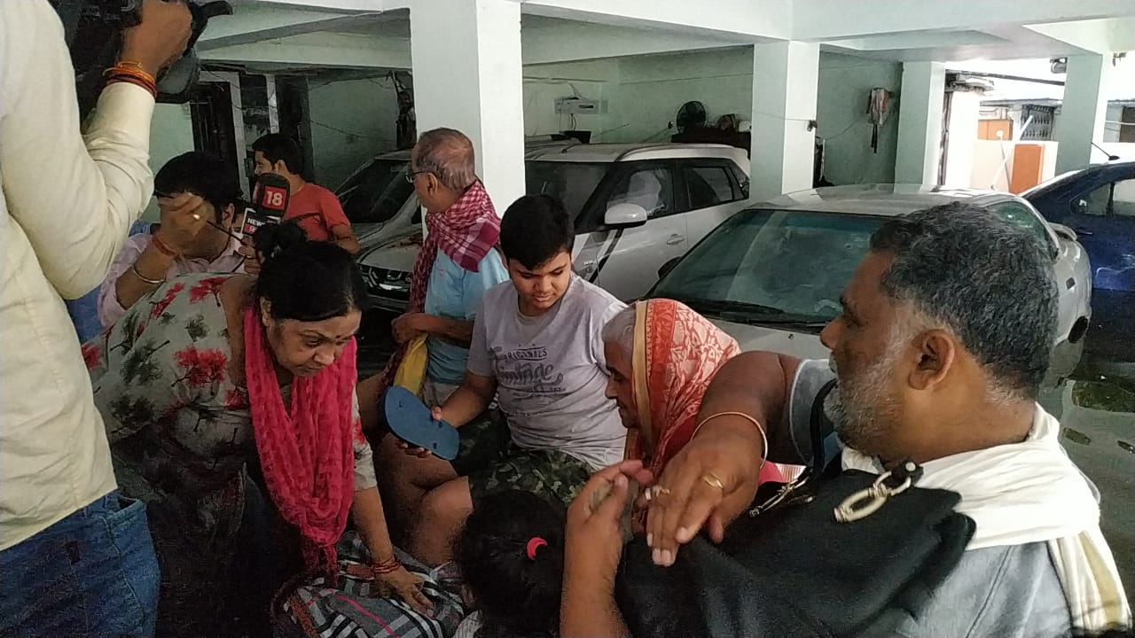 पप्पू यादव ने पटना की नारकीय हालात पर नीतीश सरकार पर भी जमकर हमला बोला