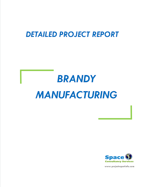 Project Report on Brandy Manufacturing