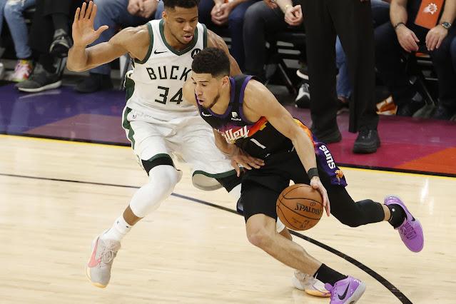 Bucks vs Suns game 5