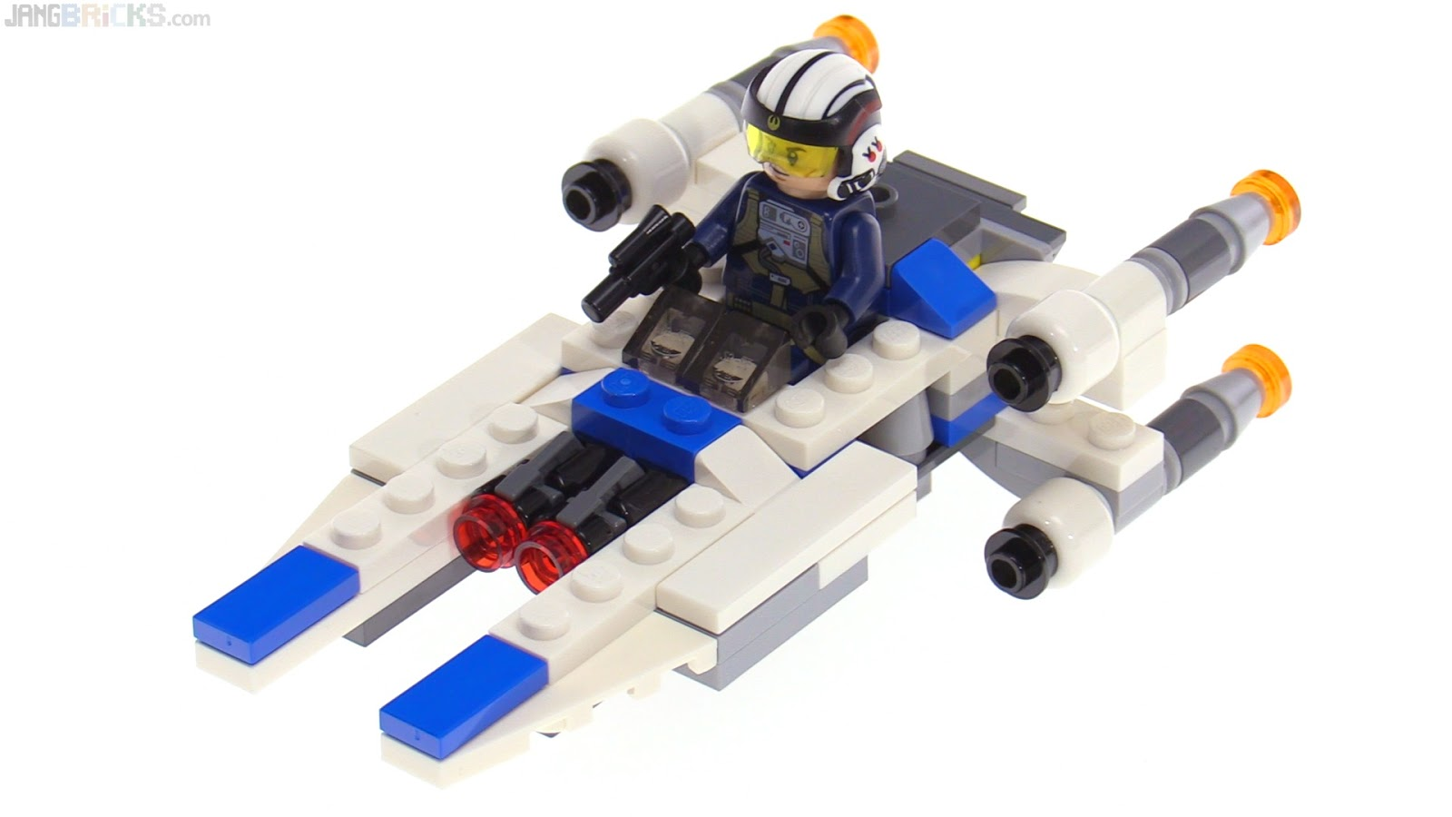 LEGO Star Wars mini U-Wings: Polybag & Microfighters versions